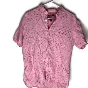 Banana Republic Camden Fit Button Up Shirt